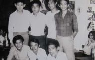 Thầy Huỳnh Hữu Trí & Lớp 12 (1973-1974) - Nguyễn Trường Tộ