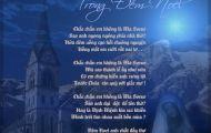 Thơ Tranh: Nghĩ Về Em Trong Đêm Noel