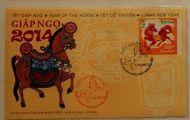 12 con giáp trên tem bưu chính Việt Nam và thế giới